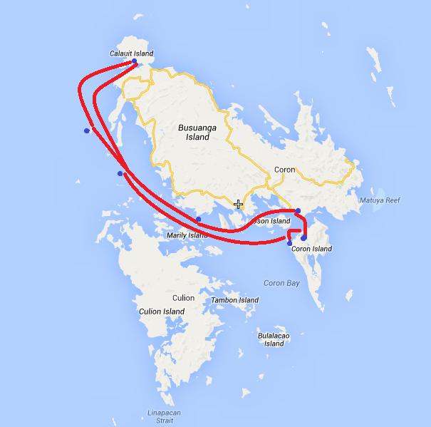 CNCOCBL2N Map